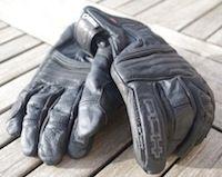 Essai gant Held Wizzard: discret... et pourtant