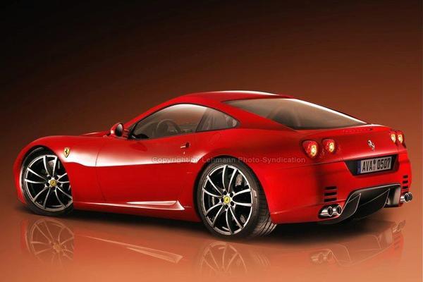 """Baby"" Ferrari : Luca re-re-dit NON"