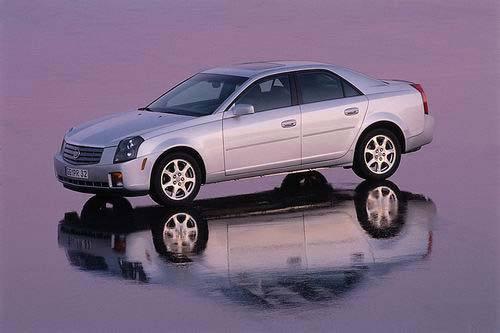 Cadillac CTS : une Américaine en Europe