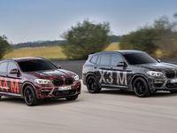 BMW annonce l'arrivée des X3 M et X4 M