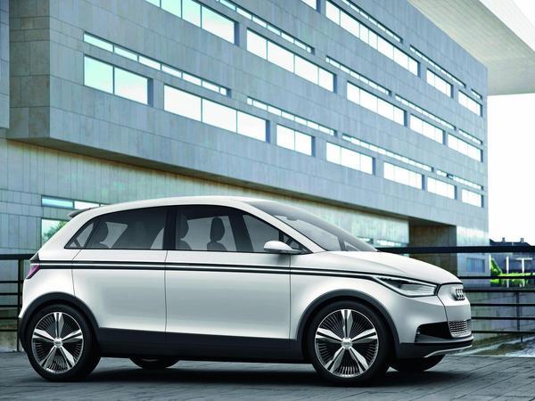 Audi annule le projet A2