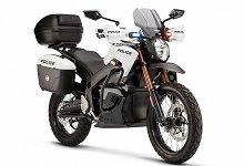 Actualité moto - Electrique: La police américaine se met à la Zero DS