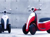 Microletta, le scooter électrique suisse à trois roues
