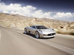Mondial de Paris 2010 - Sublime Jaguar C-X75: un anniversaire de toute beauté