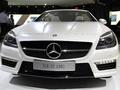 Live Francfort 2011 - Vidéo - Mercedes SLK 55 AMG, petit gros