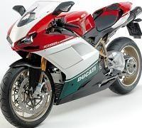 Ducati 1098 : les couleurs, le retour.