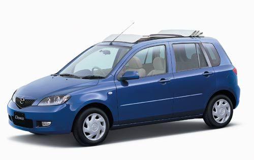 Mazda Demio Nautilla : ultime version