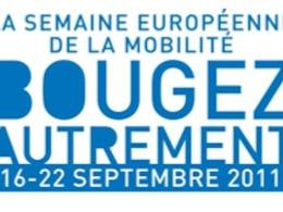 Semaine européenne de la mobilité : du 16 au 22 septembre 2011