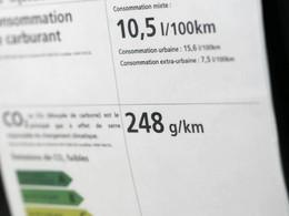 Les ventes de voitures touchées par le malus en forte baisse en 2012