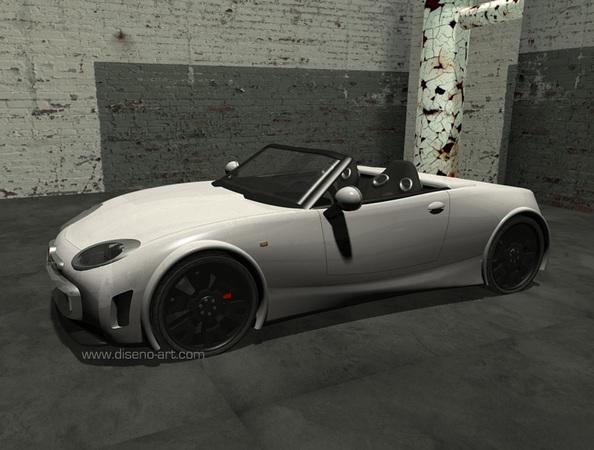 Fiat Sapor Concept: thème en vogue
