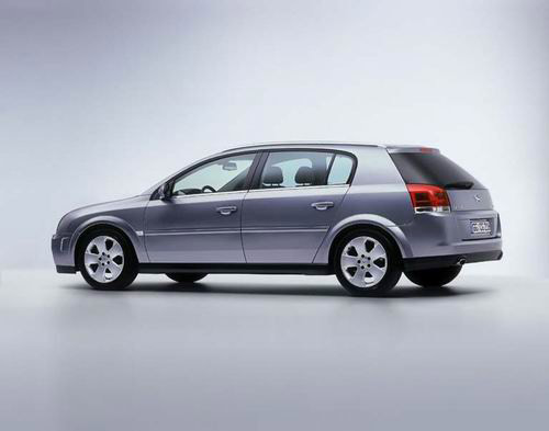 Opel Signum : la Vectra la plus luxueuse