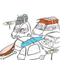 Etude de l'Ifen : les vacances, source de pollution