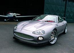 Jaguar Arden A-Type AJ18: revival