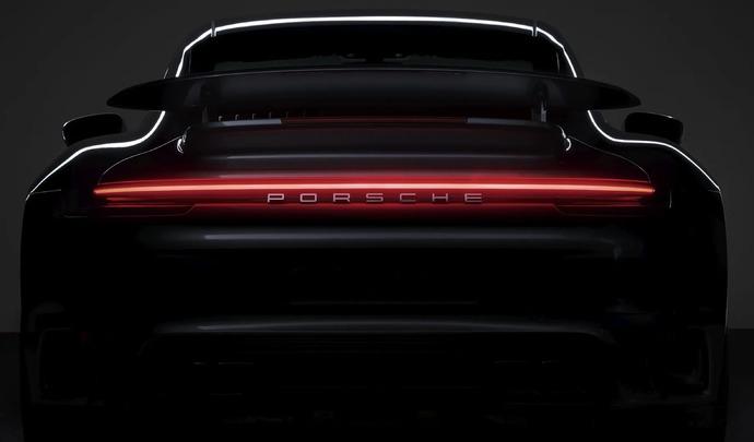 Porsche annonce la nouvelle 911 Turbo