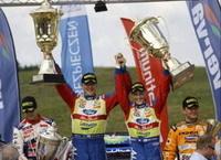 WRC-Pologne: Hirvonen gagne et prend la tête du championnat !