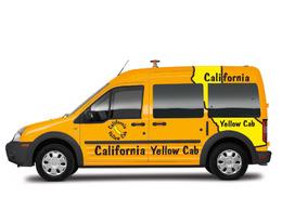 Les taxis de Los Angeles roulent au gaz naturel