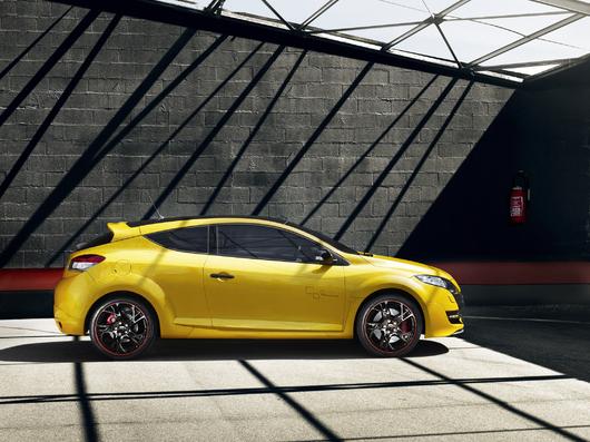 Renault Megane R.S Trophy : la production sera doublée !