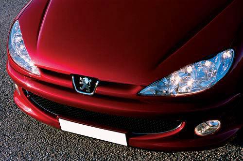 Peugeot 206 : elle change