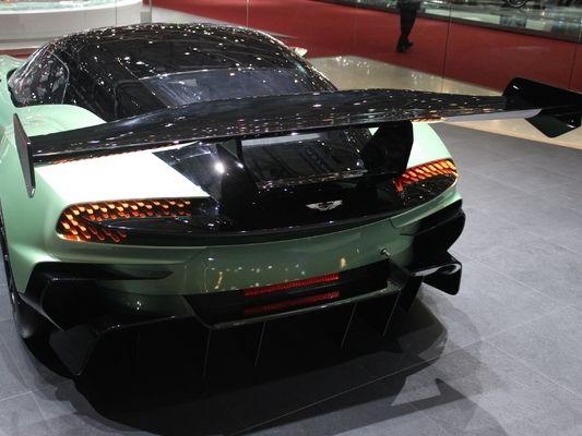 """Aston Martin dépose le nom """"Aeroblade"""""""
