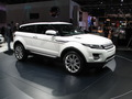 En direct du Mondial de Paris 2010: Le Range Rover Evoque... quoi ?