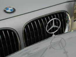 BMW devant Mercedes aux US en 2012