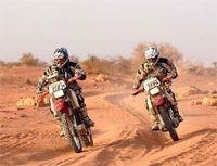 Dakar 2007 : étape 11, repos et liaison
