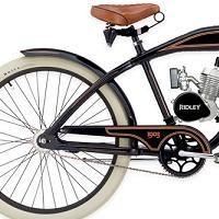 Insolite - Ridley: Le vélo moteur au sens propre