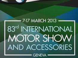 Salon de Genève 2013 : il ouvrira ses portes le 7 mars