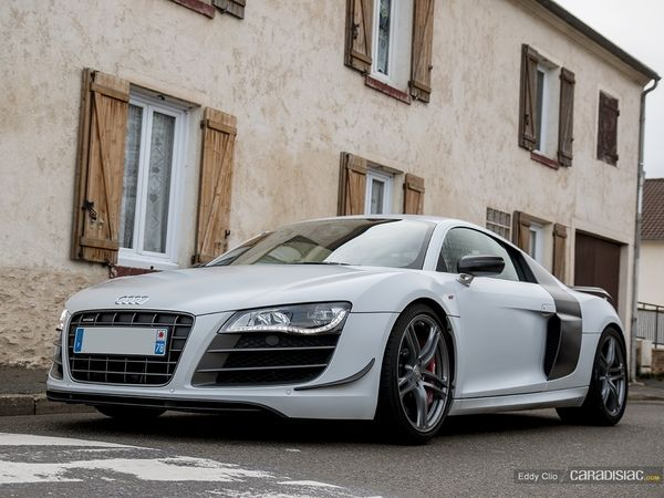 Photos du jour : Audi R8 GT (Emotionautoprestige)
