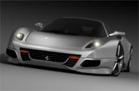 Ferrari F250 Concept: poupe osée!