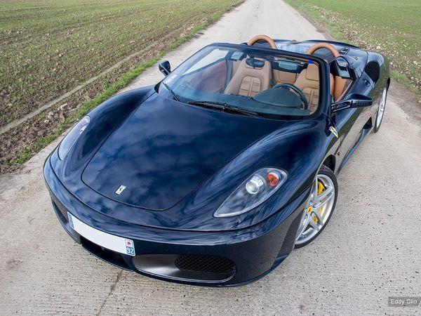 Photos du jour : Ferrari 430 Spider