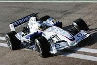 GP d'Italie : BMW Sauber part à la recherche d'un podium ou de points