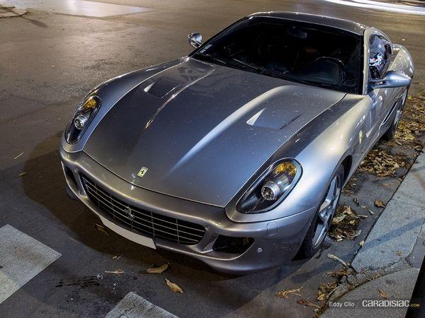 Photos du jour : Ferrari 599 Fiorano