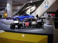 Salon de Détroit: Mazda RX-8 SpeedSource