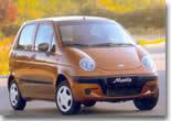 Daewoo Matiz Récréo : plus économique et mieux équipée