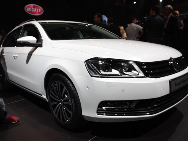 En direct du Mondial de Paris 2010 : tous les prix français de la nouvelle Volkswagen Passat