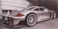 Future Porsche GT1 : folie furieuse !
