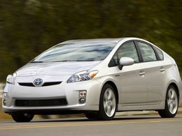 La Toyota Prius atteint le million d'exemplaires vendus au Japon