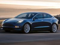Mondial de Paris 2018 - Tesla confirme la Model 3