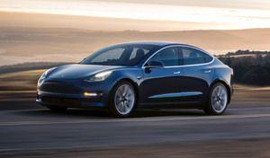 Mondial de Paris 2018 - Tesla confirme la Model 3
