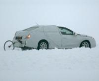 Renault Laguna: la 4 portes surprise en tests