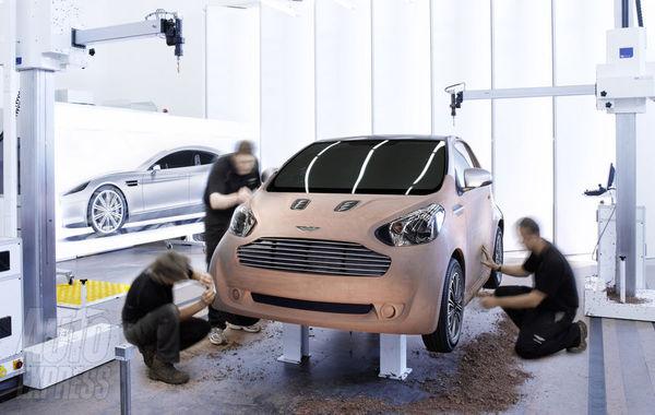 Aston Martin Cygnet : Supermini