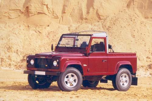 Land Rover Defender Highlander : immortel