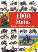 Livre : 1000 motos