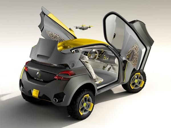 Futur Renault Kwid: le SUV de poche du losange
