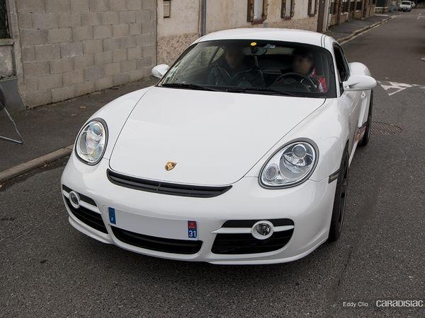 Photos du jour : Porsche Cayman (Emotionautoprestige)
