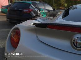 PS4 : DriveClub se dévoile un peu plus
