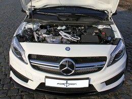 Un préparateur sort 485 ch de la Mercedes A45 AMG