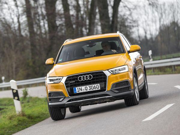 Audi confirme le Q2