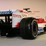 "Formule 1 - Toyota: ""Jusqu'en 2012"""